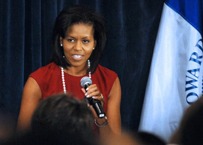 Michelle Obama Master Thesis