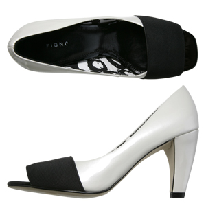 34c631e944 The second pair of shoes that I found myself bouncing around the store in  wear a pair of strappy, wedge black sandals that would carry me through the  entire ...